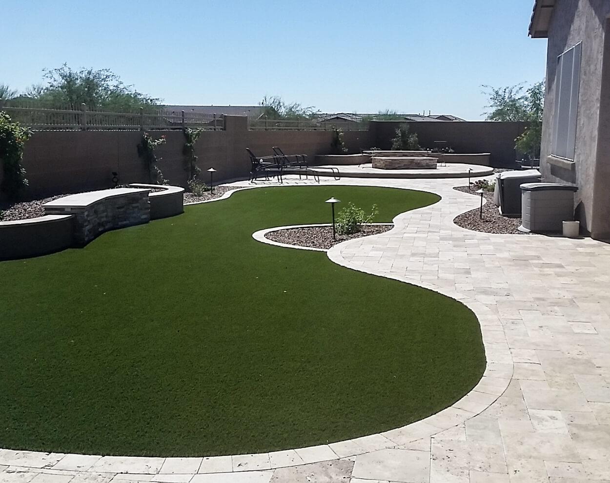 Lawn, Grass, Turf & Putting Greens in Phoenix, AZ - Photo Gallery