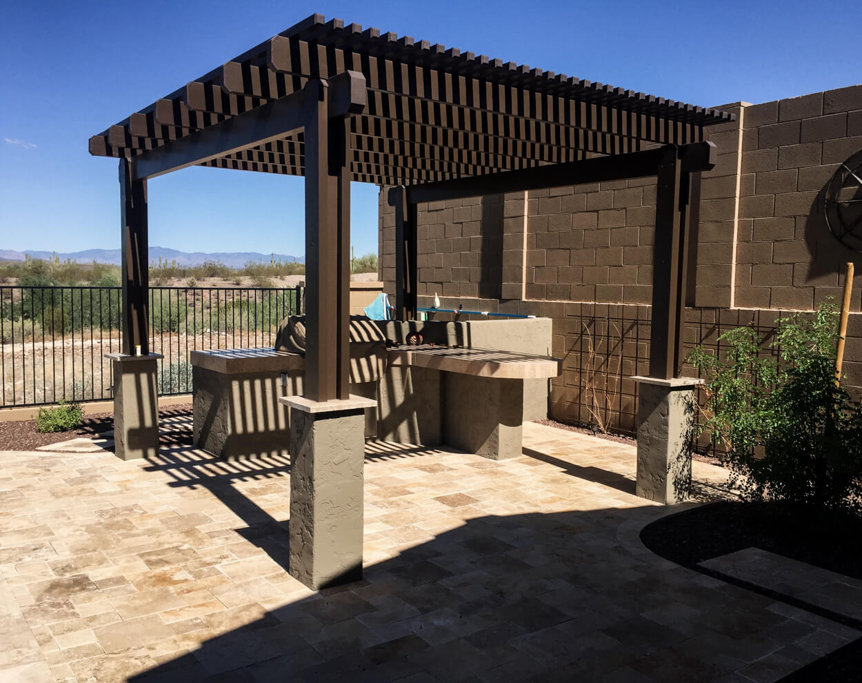 Custom Ramadas Amp Pergolas In Phoenix Az Photo Gallery