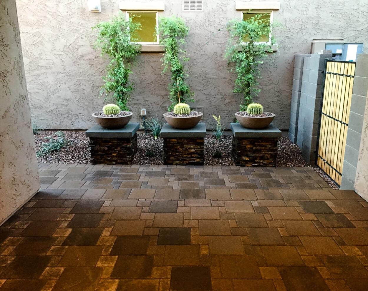 landscaping walls
