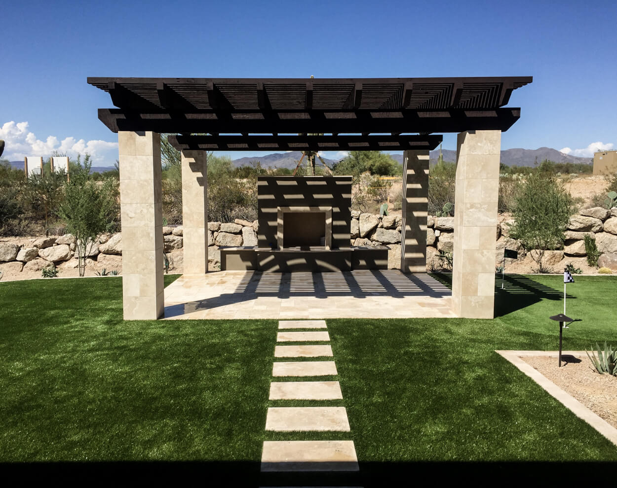 Custom Ramadas Amp Pergolas In Phoenix Az Photo Gallery