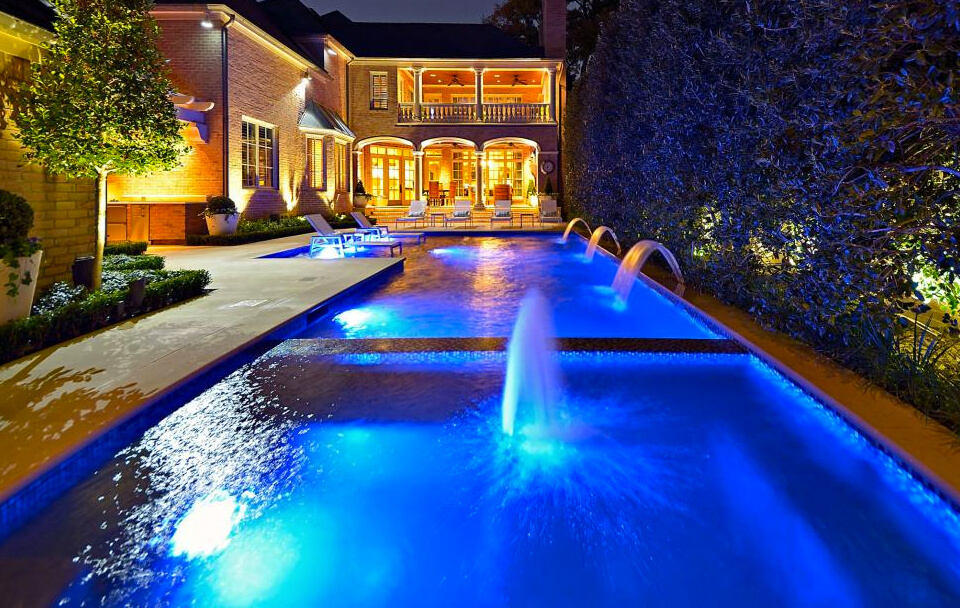 pool and spa designs